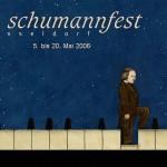 2006 - Plakat des Schumannfestes 2006 von Nikolaus Heidelbach-Illustrator