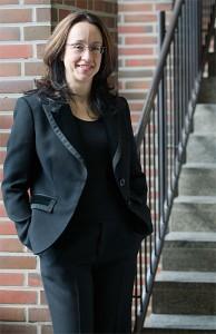 Marieddy Rossetto Chordirektorin seit 2001 (c) Foto: Susanne Diesner