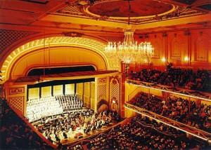 20.Mai 2000 Cincinnati Music Hall Mahler: 8. Symphonie May Festival Chorus Cincinnati Symphony Orchestra James Conlon  Cincinnati May Festival 2000
