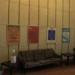 Ausstellungsraum in den VIP-Räumen der Tonhalle Düsseldorf