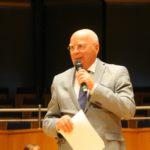 MV 2020: Manfred Hill verliest corona-bedingt die Berichte der einzelnen berichtspflichtigen Vorstandsmitglieder