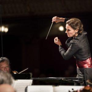 Oksana Lyniv (Foto: Werner Kmetitsch)