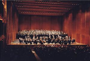 New York: Avery Fisher Hall Mendelssohn Bartholdy: Die erste Walpurgisnacht Orchestra of St. Lukes - Roger Norrington